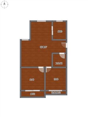 相江公寓二手房-户型图