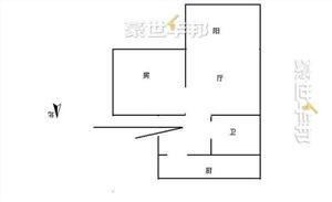 三塘桂园二手房-户型图