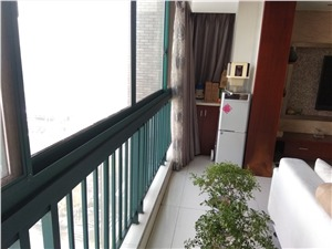 北国之春二手房-阳台