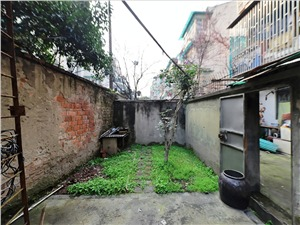 横河新村二手房-露台