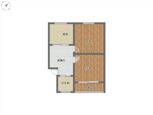 濮家新村二手房-户型图