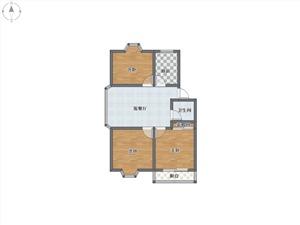 黄龙公寓二手房-户型图