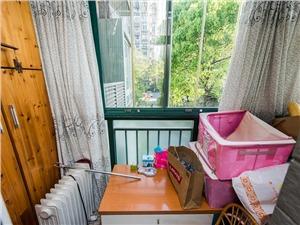 左岸花园二手房-阳台