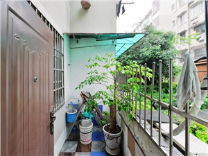 王马巷二手房-露台