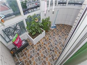 新金都城市花园二手房-露台
