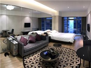 EFC欧美金融城二手房-客厅
