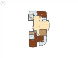 丽江公寓二手房-户型图