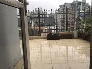北景紫荆苑二手房-露台