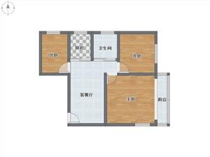 翠苑三区二手房-户型图
