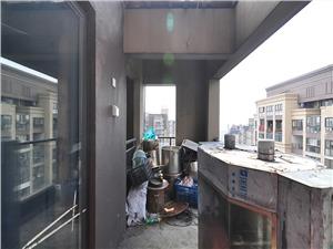 保利城市果岭二手房-阳台