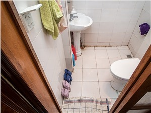 塘河北村二手房-卫生间