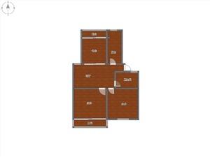 和平小区二手房-户型图