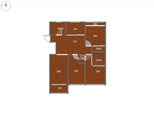 云龙公寓二手房-户型图