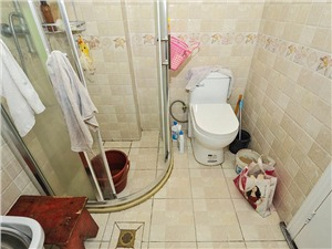 雍熙山二手房-卫生间