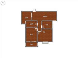世茂西西湖二手房-户型图