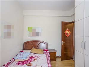 九衡公寓二手房-次卧