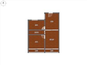 九衡公寓二手房-户型图
