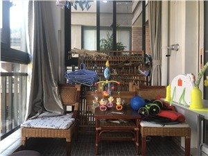临平桂花城二手房-阳台