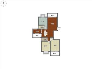 金色家园二手房-户型图