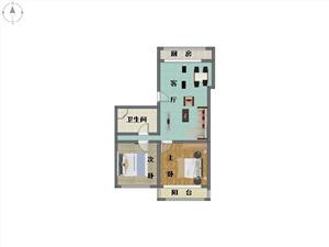 南肖埠小区二手房-户型图