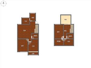 怡和苑二手房-户型图