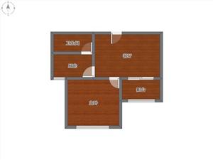 都市港湾公寓二手房-户型图