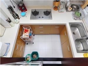 朗诗国际二手房-厨房