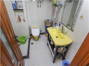 温馨人家二手房-卫生间