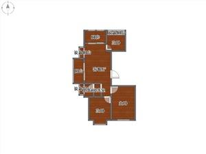 泊林印象二手房-户型图