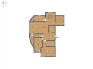 河滨公寓二手房-户型图