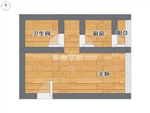 景江城市花园二手房-户型图