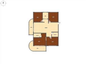 保利东湾二手房-户型图