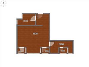 十六街区二手房-户型图