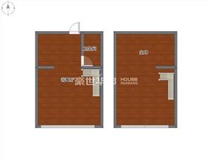 泰美国际二手房-户型图