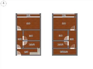 迪凯运河印象二手房-户型图