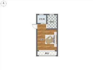 景芳三区二手房-户型图