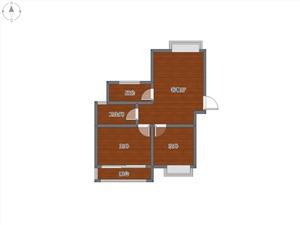 金盛曼城二手房-户型图