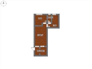 朝晖三区二手房-户型图