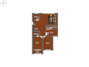 崇文公寓二手房-户型图