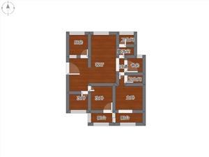 徐家河公寓二手房-户型图