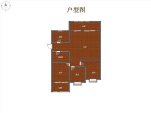 锦昌文华二手房-户型图
