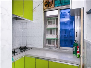 朝晖八区二手房-厨房