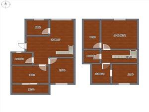 香樟公寓二手房-户型图