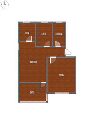 西湘公寓二手房-户型图