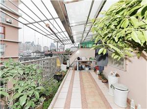 广福公寓二手房-露台