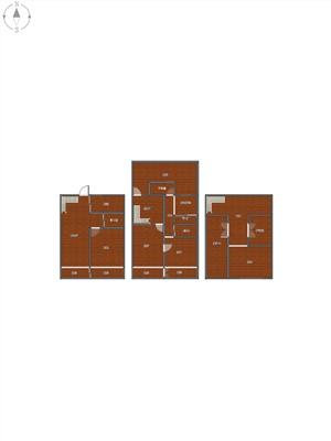 广福公寓二手房-户型图