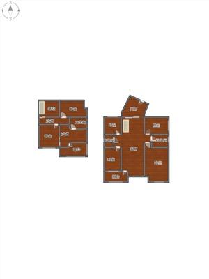 亲亲家园三期二手房-户型图