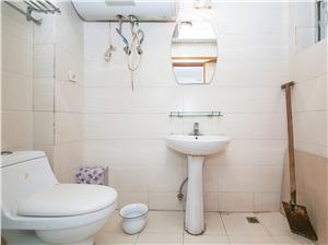 十亩田家园二手房-卫生间