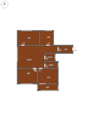 理想银泰城二手房-户型图