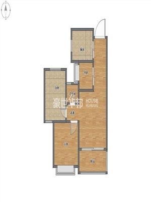 罗兰香谷二手房-户型图